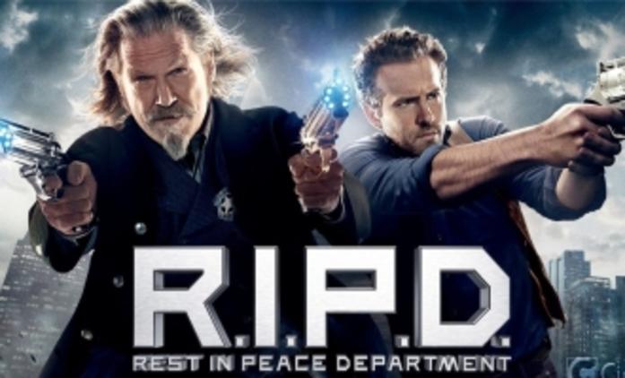 R.I.P.D. - Směřuje URNA rovnou do kytek? | Fandíme filmu