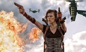 Resident Evil: Odveta - Multimediální nálož | Fandíme filmu