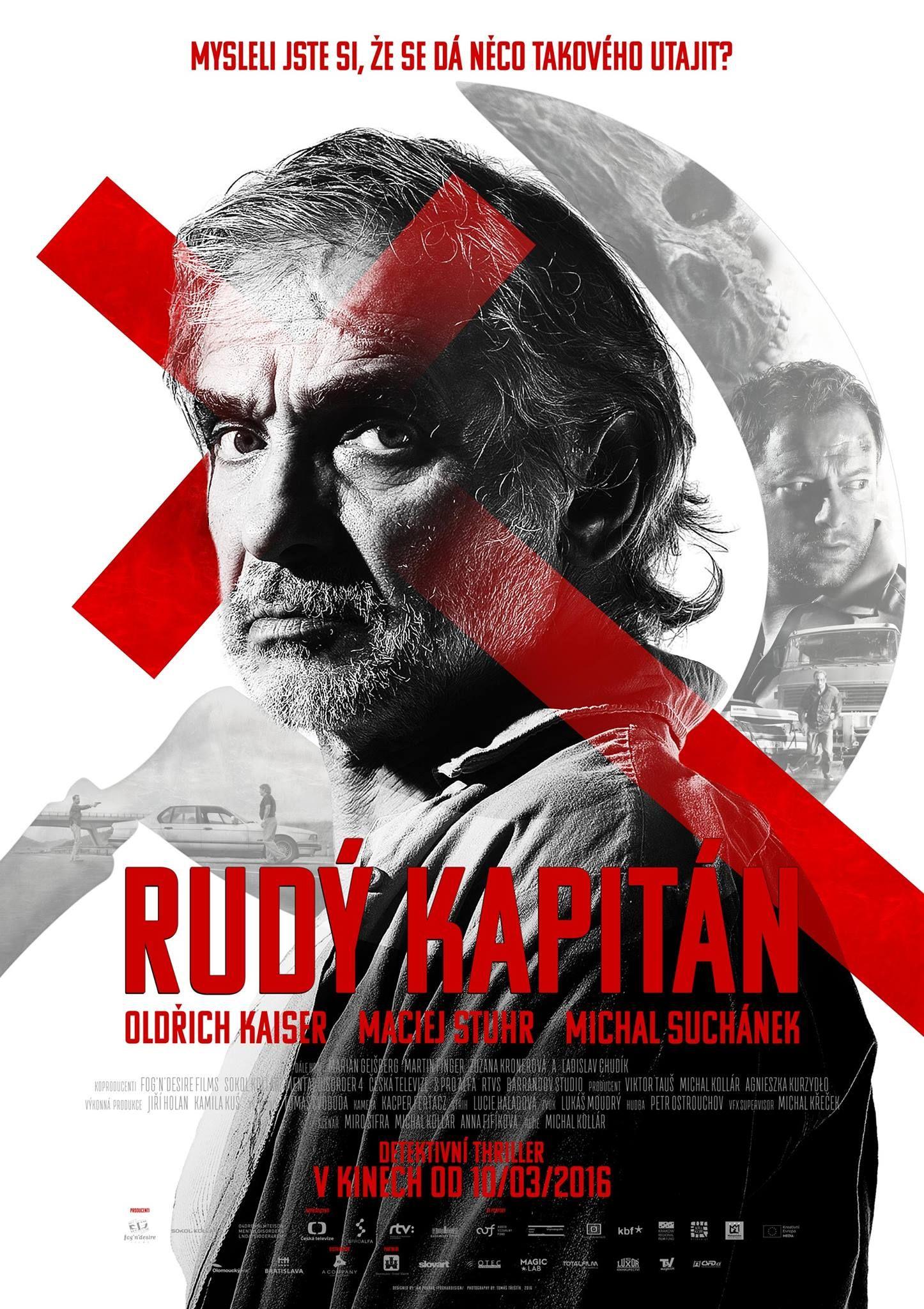 Rudý kapitán | Fandíme filmu