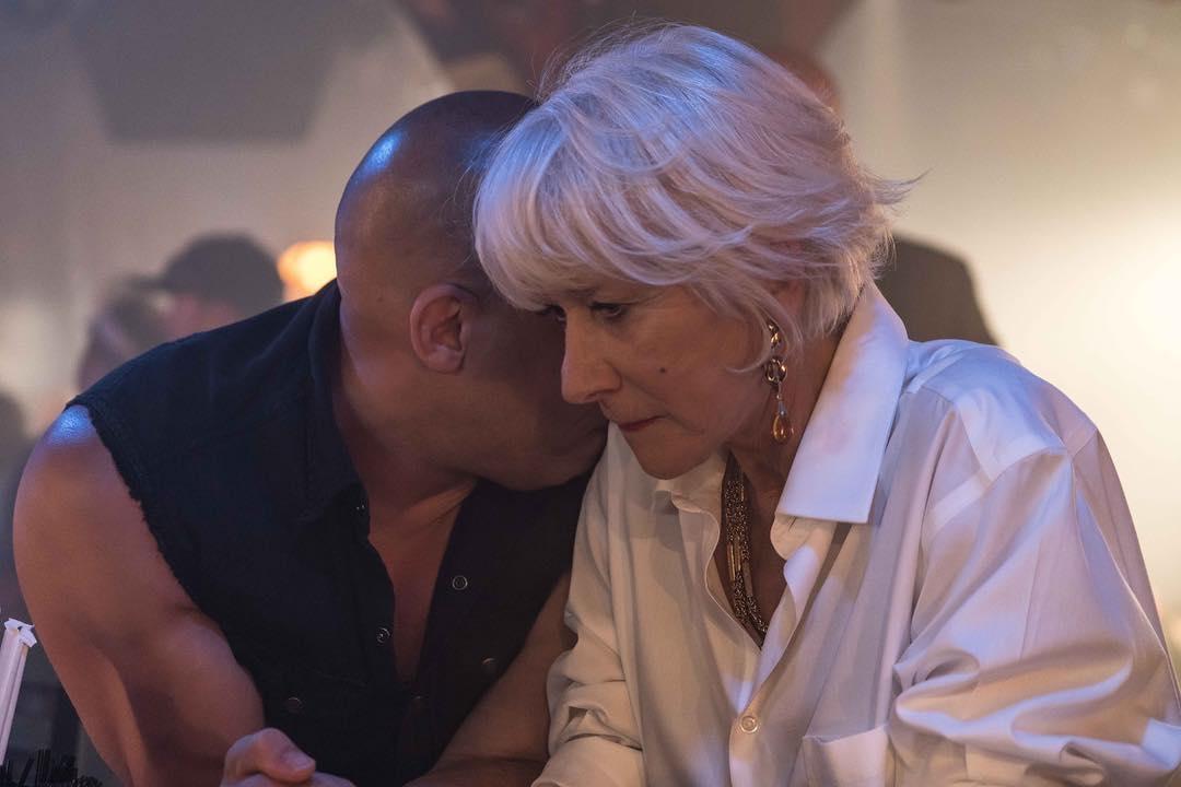 Rychle a zběsile: Helen Mirren doufá, že se vrátí | Fandíme filmu