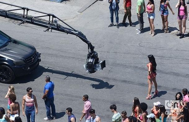 Rychle a zběsile 8: Akce i herci dorazili na Kubu   Fandíme filmu