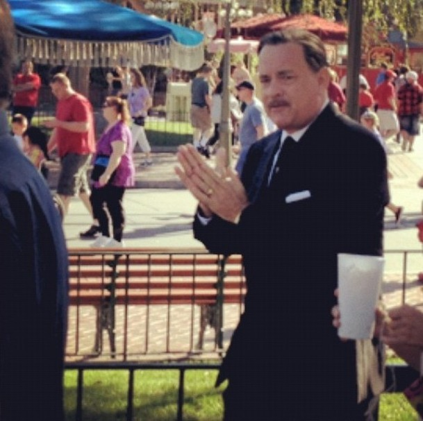 Saving Mr. Banks: Tom Hanks jako kníratý pan Disney   Fandíme filmu