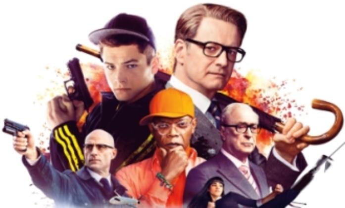 Recenze - Kingsman: Tajná služba | Fandíme filmu