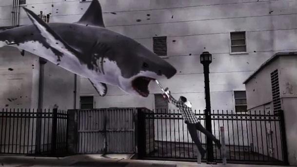 Sharknado 5: Žraločí tornádo bude globální   Fandíme filmu