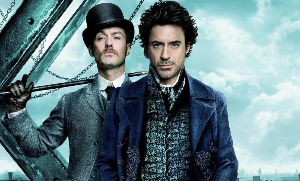 Sherlock Holmes 3: Film konečně dostal datum premiéry | Fandíme filmu