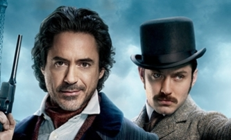Sherlock Holmes: Trojka potvrzena   Fandíme filmu