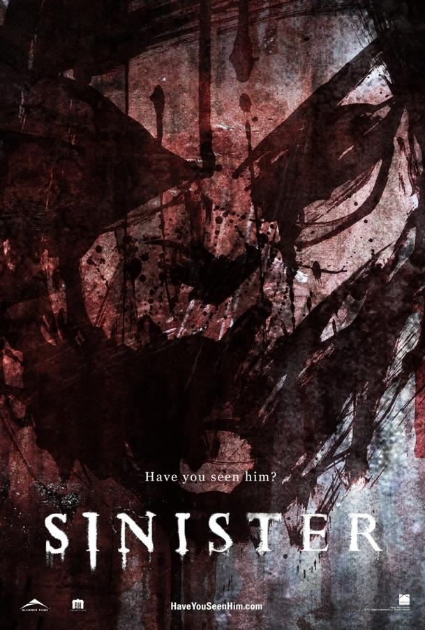 Sinister: Ethan Hawke vás vyděsí k smrti   Fandíme filmu