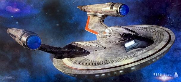 Star Trek 4 už se chystá + nové fotky ze Star Trek 3   Fandíme filmu
