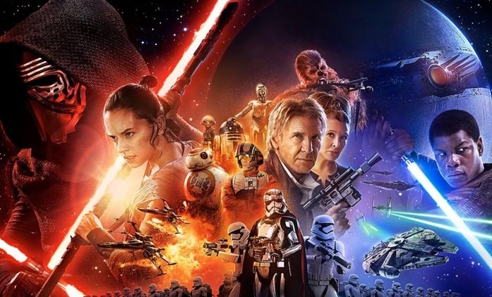 Recenze: Star Wars: Síla se probouzí | Fandíme filmu
