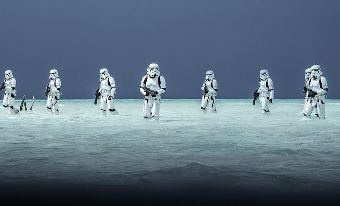 Star Wars Rogue One: Zprávy o problémech se vracejí   Fandíme filmu