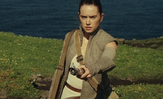 Star Wars VIII: Oznamovací teaser a oficiální obsazení   Fandíme filmu