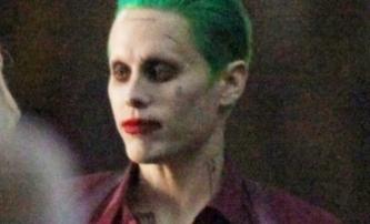 Suicide Squad: Pořádné fotky Jokera z natáčení | Fandíme filmu