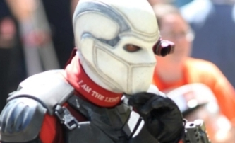 Suicide Squad: Deadshot v akci a další fotky z natáčení | Fandíme filmu