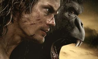 Legenda o Tarzanovi: První trailer plakát a fotky | Fandíme filmu