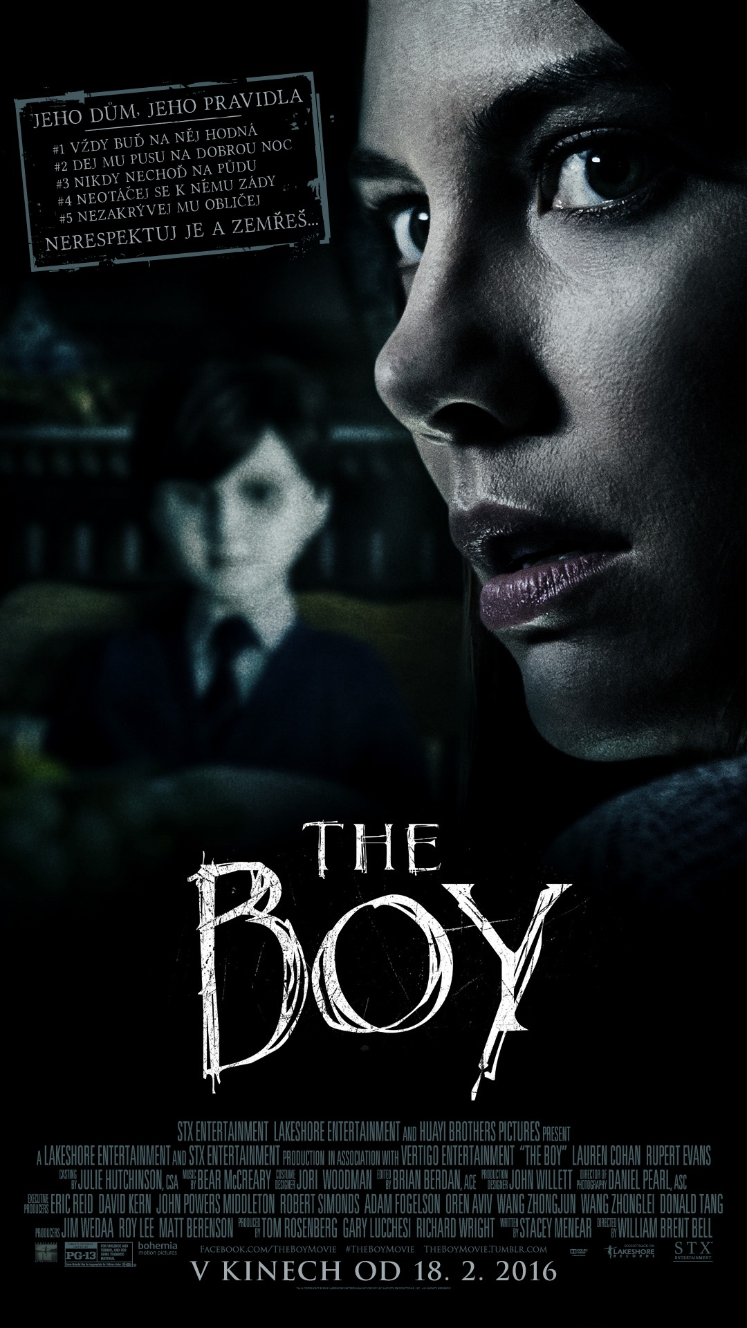 The Boy | Fandíme filmu