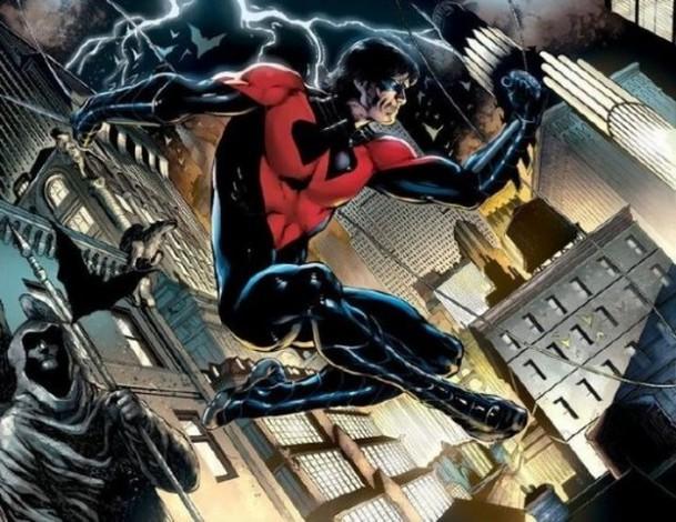 Nightwing: Další DC film, který hned tak neuvidíme   Fandíme filmu