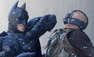 The Dark Knight Rises: Natáčení velké bitvy   Fandíme filmu