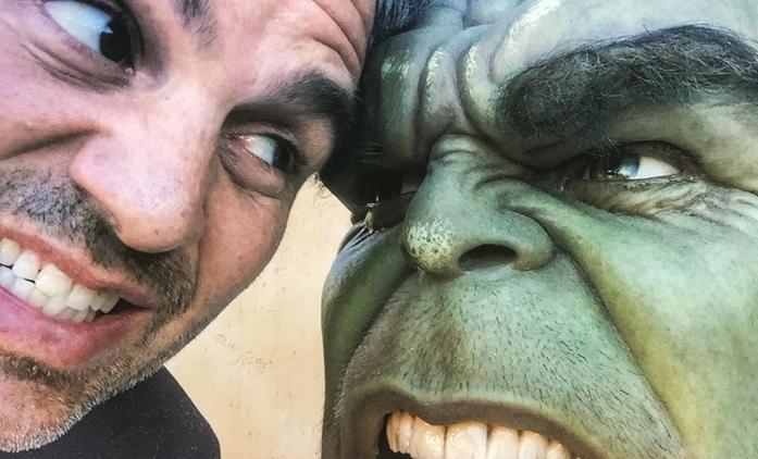 Thor: Ragnarok: Hulk má dotočeno a fotky obřích kulis | Fandíme filmu