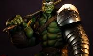 Thor: Ragnarok: Hulkovo brnění ve stylu Planet Hulk | Fandíme filmu
