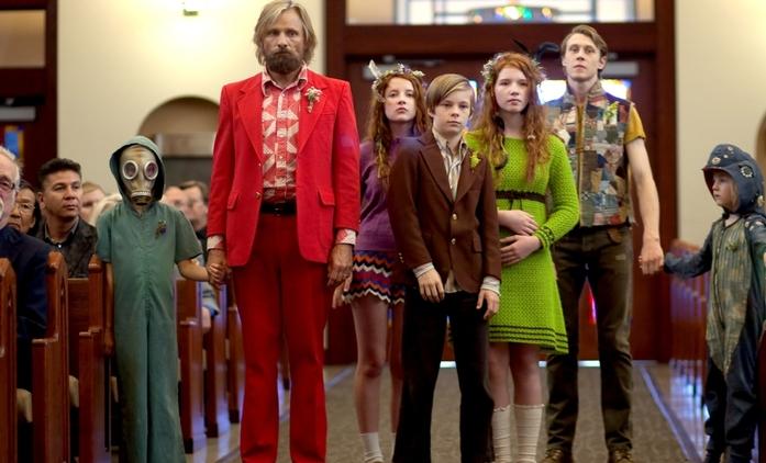 Tohle je náš svět: Viggo Mortensen odvede rodinu do lesů   Fandíme filmu