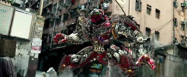 Transformers 4: Noví roboti v nových upoutávkách   Fandíme filmu