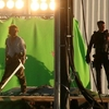 Transformers 5: Plakát s tříhlavým drakem, Wahlberg s mečem   Fandíme filmu