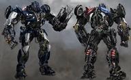 Transformers 5: Megatron, Bumblebee a další na artworcích | Fandíme filmu