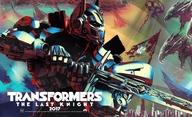 Transformers 5: Plakát s tříhlavým drakem, Wahlberg s mečem | Fandíme filmu