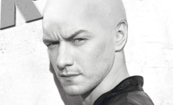 X-Men: Apocalypse - Mladý Profesor X přijde o vlasy | Fandíme filmu