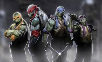 Želvy Ninja jako mix The Raid s Planetou opic   Fandíme filmu
