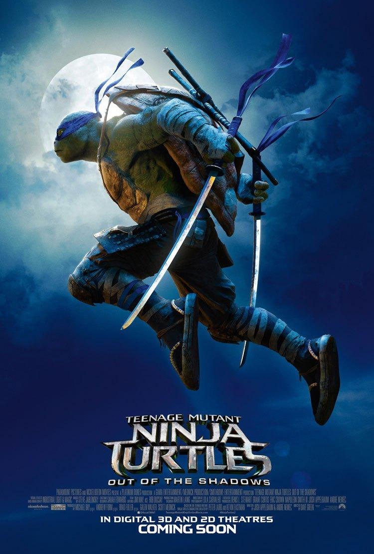 Želvy Ninja 2 | Fandíme filmu