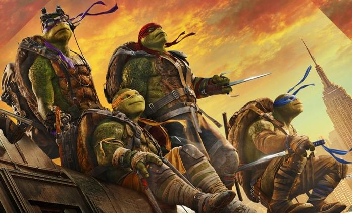 Recenze: Želvy Ninja 2   Fandíme filmu