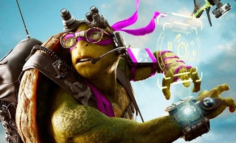 Želvy Ninja 2: Nové plakáty a spot s Caseym Jonesem | Fandíme filmu