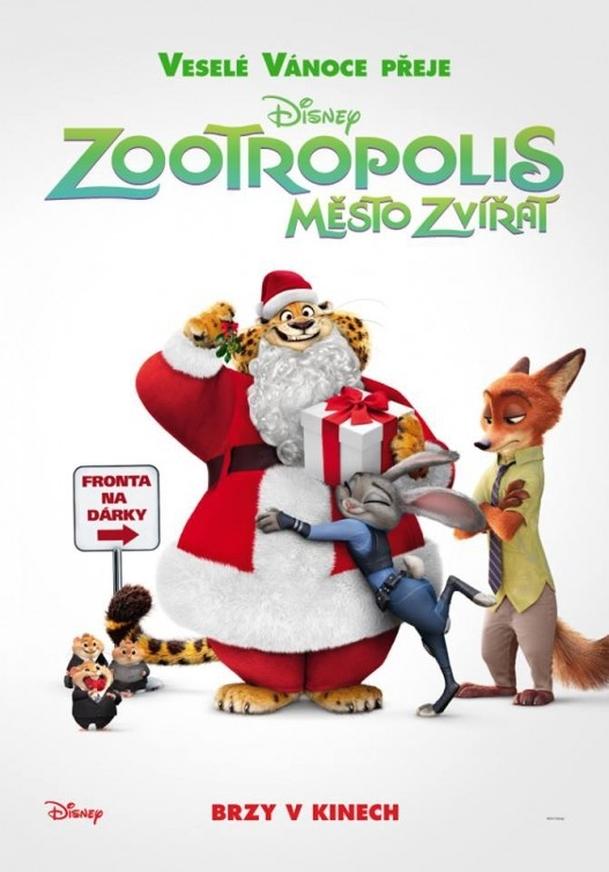 Zootropolis: Město zvířat   Fandíme filmu