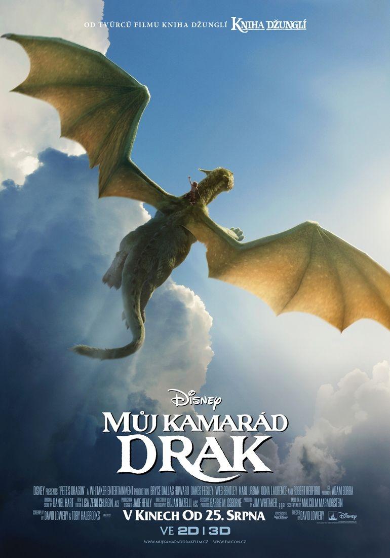 Můj kamarád drak | Fandíme filmu