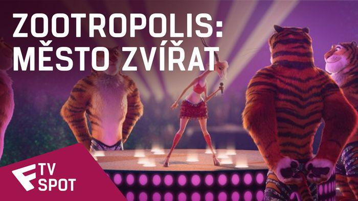 Zootropolis: Město zvířat - TV Spot (Very Cool) | Fandíme filmu