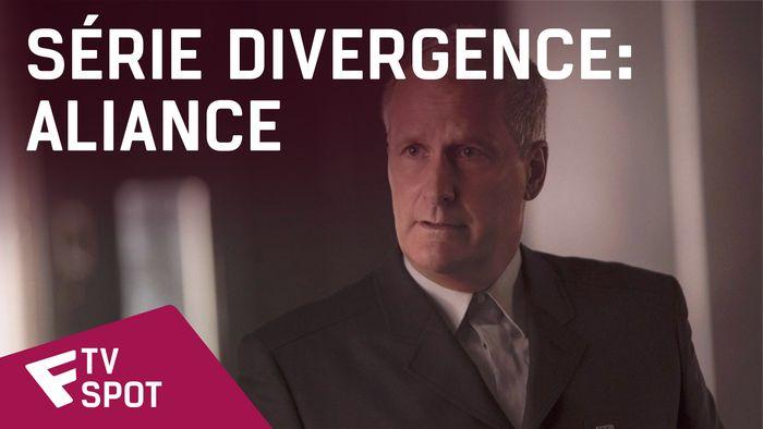 Série Divergence: Aliance - TV Spot (Four & Tris) | Fandíme filmu