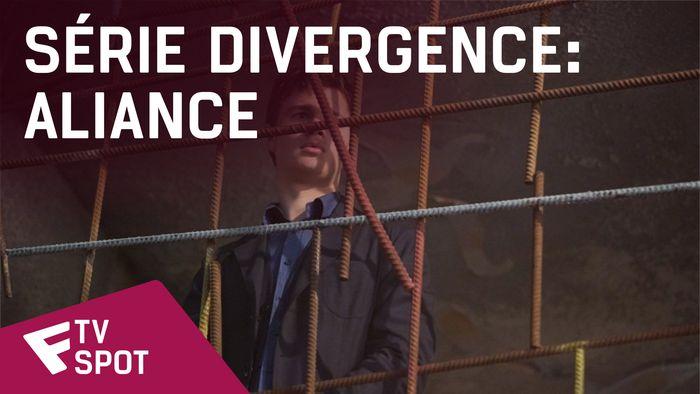 Série Divergence: Aliance - TV Spot (The Wall) | Fandíme filmu