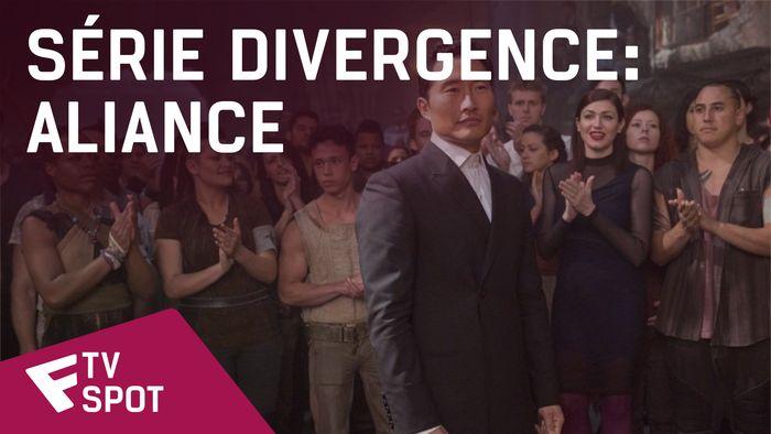 Série Divergence: Aliance - TV Spot (It's Time) | Fandíme filmu