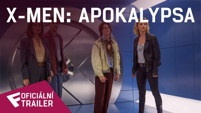 X-Men: Apokalypsa - oficiální Trailer #2 | Fandíme filmu