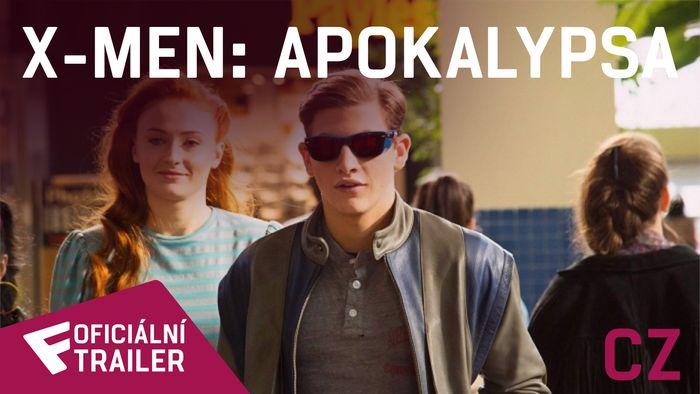 X-Men: Apokalypsa - oficiální Trailer #2 (CZ - dabing) | Fandíme filmu