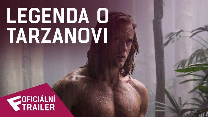 Legenda o Tarzanovi - oficiální Trailer #2 | Fandíme filmu