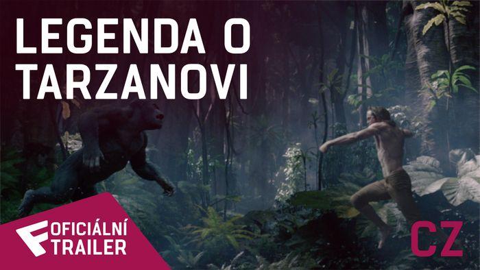 Legenda o Tarzanovi - Oficiální Trailer (CZ) | Fandíme filmu