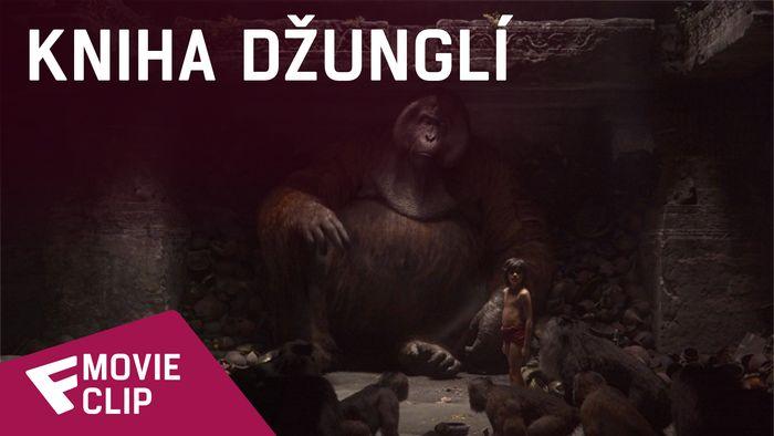 Kniha Džunglí - Movie Clip (Baloo) | Fandíme filmu