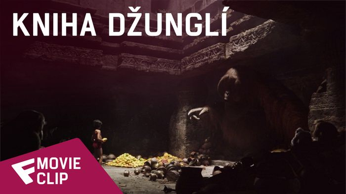 Kniha Džunglí - Movie Clip (King Louie) | Fandíme filmu