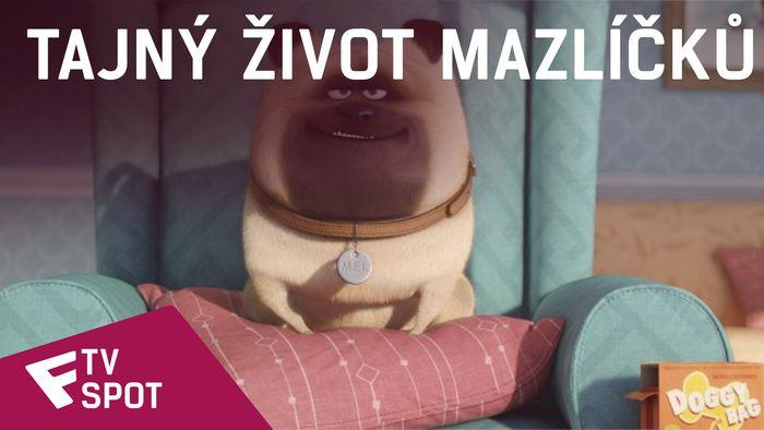 Tajný život mazlíčků - TV Spot (Happy Easter) | Fandíme filmu