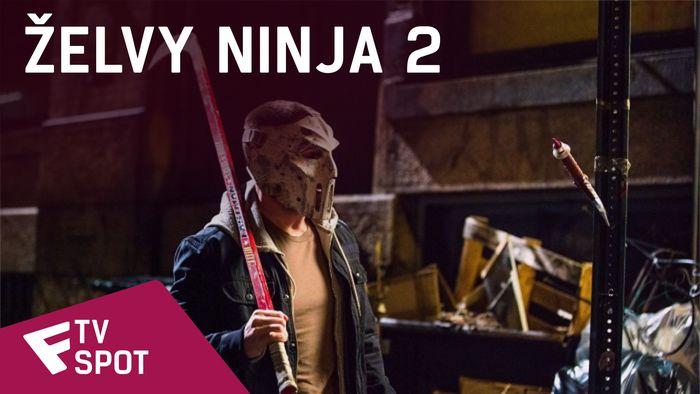 Želvy Ninja 2 - TV Spot #2 | Fandíme filmu