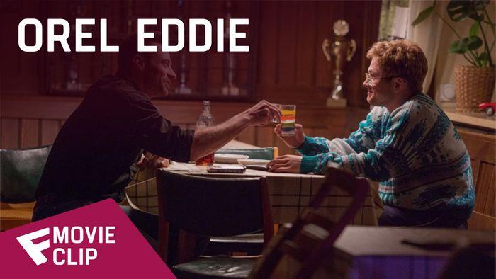 Orel Eddie - Movie Clip (Chicken) | Fandíme filmu
