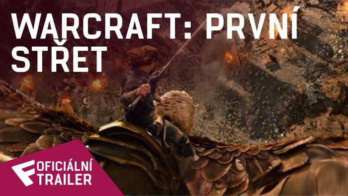 Warcraft: První střet - Oficiální Mezinárodní Trailer | Fandíme filmu