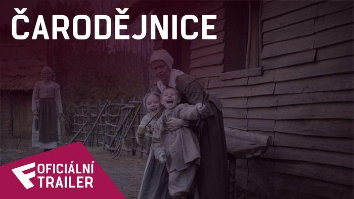 Čarodějnice - Oficiální Trailer | Fandíme filmu